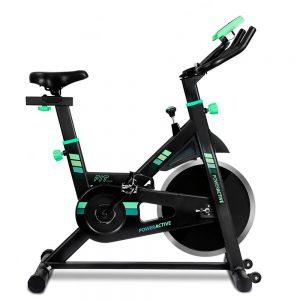 bicicleta spinning power active cecotec