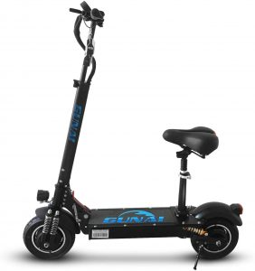 patinete electrico con asiento 2000W